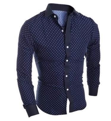 0482e63ea Camisa Estampada Para Hombre Moderna - Mr Tableta